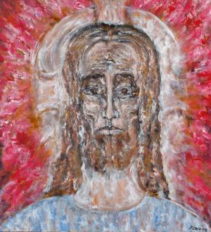 Zdzisław Roman LACHUR, JEZUS CHRYSTUS, 2001
