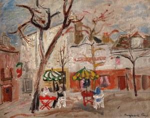 Stanisław Borysowski (1901 Lwów - 1988 Toruń), Paryski zaułek