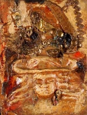 Teresa RUDOWICZ (1928 Toruń - 1994 Kraków), Kompozycja, 1977