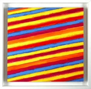 Leon Tarasewicz (Ur. 1957 Waliły), Kompozycja kolorowa, 2007