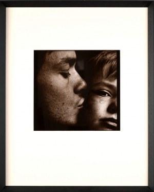 Jan Saudek (Ur. 1935 Praga), Kissing Tears Away