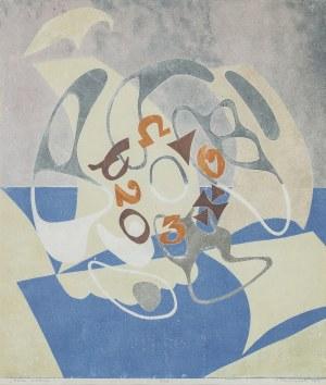 Stanisław BORYSOWSKI (1901-1988), Róża wiatrów, 1973
