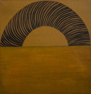 Alfons MAZURKIEWICZ (1922-1975), Forma abstrakcyjna, ok. 1970