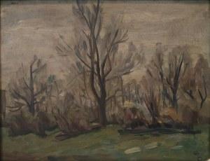 Edmund BURKE (1912-1999), Pejzaż
