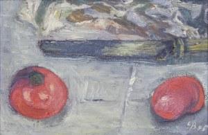 Grzegorz BEDNARSKI (ur. 1954), Martwa natura z pomidorami, 1995