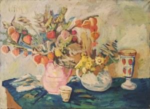Edmund BURKE (1912-1999), Jesienny bukiet, 1948