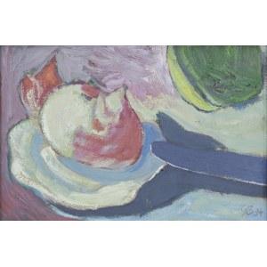 Grzegorz BEDNARSKI (ur. 1954), Martwa natura z cebulą, 1994