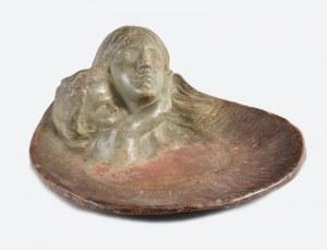 """Wacław BĘBNOWSKI (1865-1945), Patera """"Macierzyństwo"""""""