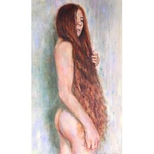 Krzysztof Kargol, Długie rude włosy, 2019
