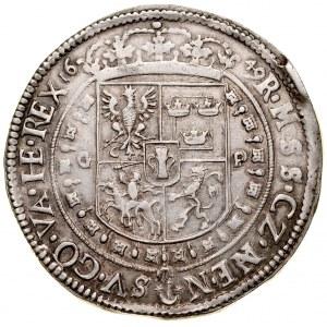 Jan II Kazimierz 1649-1668, Talar 1649, Kraków. RR
