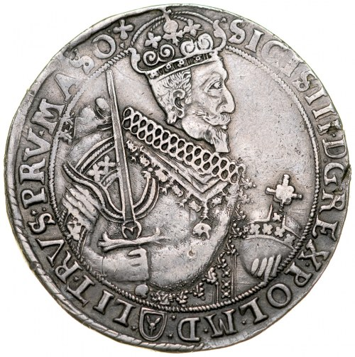Zygmunt III 1587-1632, Talar bez daty, Bydgoszcz. RRR