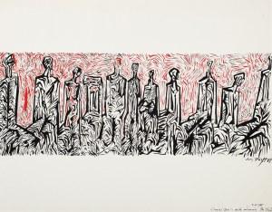 Andrzej Fogtt (ur. 1950 r.), Bez tytułu, 1985 r.