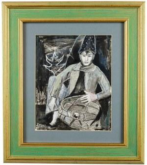 Zofia Anna Misiak (ur. 1950 r.), Pierrot, l.80/90. XX w.