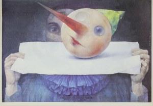 Wiesław WAŁKUSKI (ur. 1956) – projektant, Nieistniejąca galeria plakatu