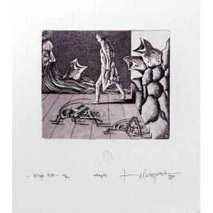 Jerzy Waygart, Wizja XLVII, 1990