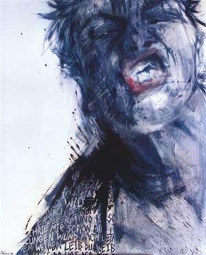 Agnieszka Pakuła, Lust, z cyklu The Color Blue, 2012