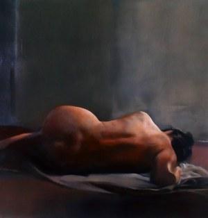 Jan Dubrowin, Akt, 2019
