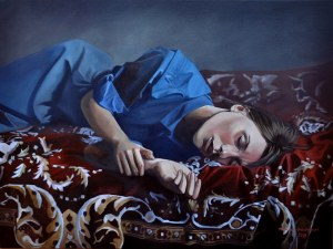 Mateusz Dolatowski, Painful Thoughts, 2019