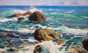 Feliks Michał Wygrzywalski (1875 Przemyśl - 1944 Rzeszów), Capri, 1929 r.