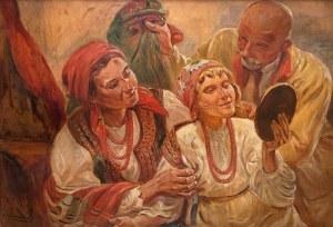 Wincenty Wodzinowski (1866 Igołomnia k. Miechowa - 1940 Kraków), Zwierciadełko