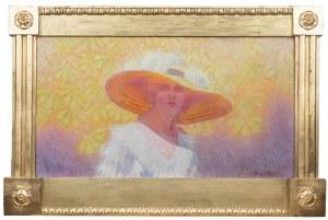 Eugeniusz Urbański-Nieczuja (1877-1955), Portret kobiety