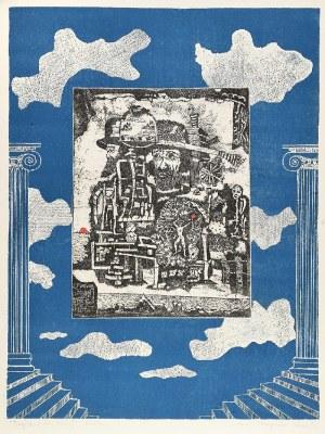 Danuta LESZCZYŃSKA-KLUZA (ur. 1926), Turgieniew, Don Kichot i Prometeusz,1976