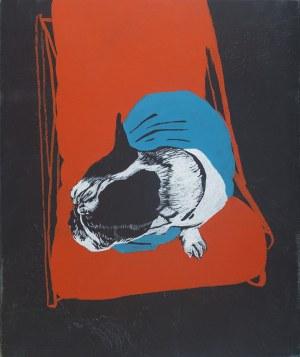 Agnieszka Sandomierz (ur. 1978), 1. Amor niebieski koc, 2015
