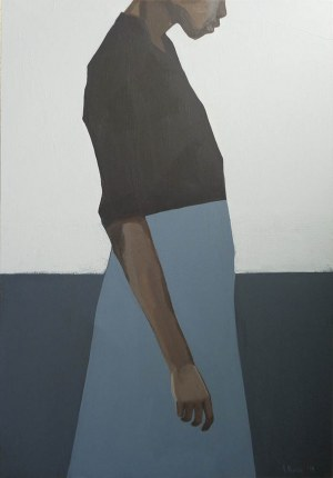 Aleksandra Kosmala-Czarnecka (ur. 1986), Bez tytułu, 2019