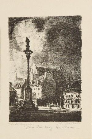 Aleksander SOŁTAN (1903-1994), Motywy Warszawy - teka grafik