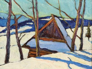 Franciszek JAŹWIECKI (1900-1946), Zima