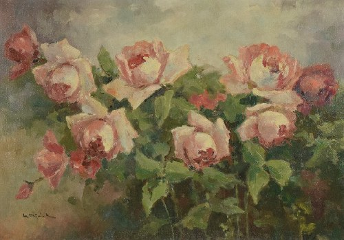 Henryk SAJDAK (1905-1995), Róże