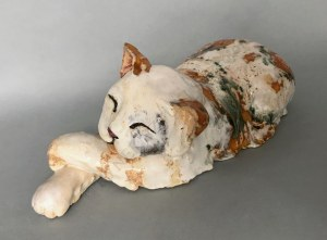 Paula Solańska, Śpiący kot