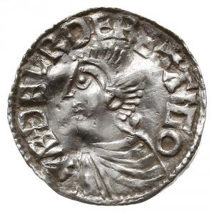 denar typu long cross z lat 997-1003, mennica Lincoln, ...