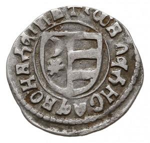 dinar, Aw: Tarcza herbowa z półksiężycem i gwiazdą w le...