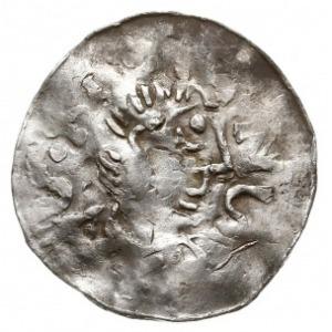 denar, Aw: Popiersie św. Kiliana w prawo, S KILIANVS, R...