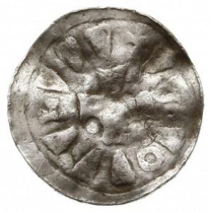 jednostronny denar krzyżowy (lub jego naśladownictwo) X...