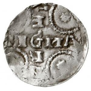 denar, Aw: Korona, Rw: Napis ARGENTINA w formie krzyża,...
