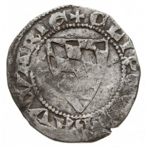 kwartnik ok. 1314 r., Lwówek?, Aw: Głowa na wprost, roz...