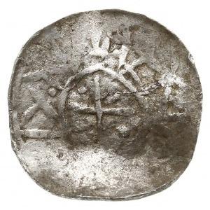 naśladownictwo typu łupawskiego denarów saksońskich z p...