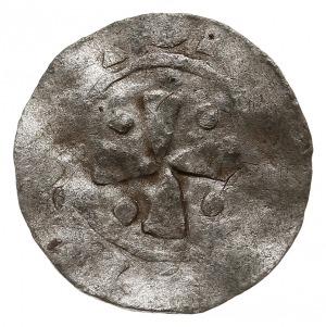 naśladownictwo typu łupawskiego łączące elementy monet ...