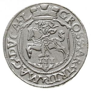 trojak 1564, Wilno, końcówki napisów D L/L, Iger V.64.1...