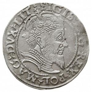 grosz na stopę litewską 1559, Wilno, końcówki napisów L...