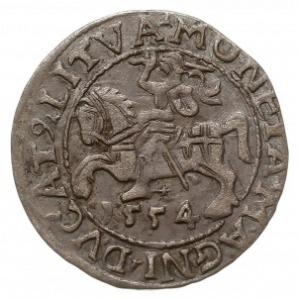 półgrosz 1554, Wilno, Cesnulis-Ivanauskas 4SA51-16, Tys...