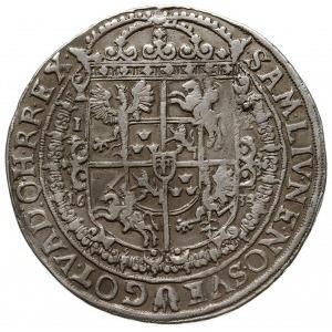 talar 1632, Bydgoszcz, Aw: Popiersie w prawo, poniżej h...