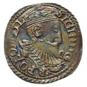 trojak 1598, Olkusz, Iger O.98.2.a
