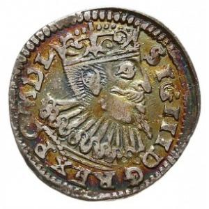 trojak 1597, Poznań, Iger P.97.5.b