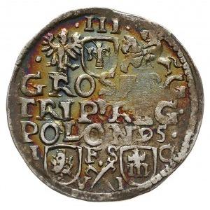 trojak 1595, Bydgoszcz, Iger B.95.5.d/e