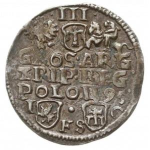trojak 1595, Bydgoszcz, Iger B.95.10.d/c
