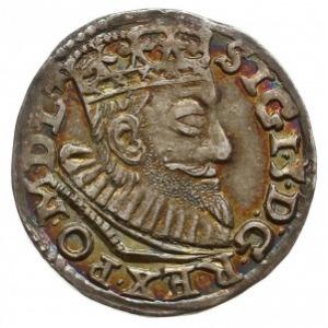 trojak 1594, Wschowa, Iger W.94.2.a (R), bardzo ładny