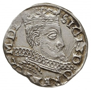 trojak 1597, Wschowa, z napisem SIGI 3, Iger W.97.1.g, ...